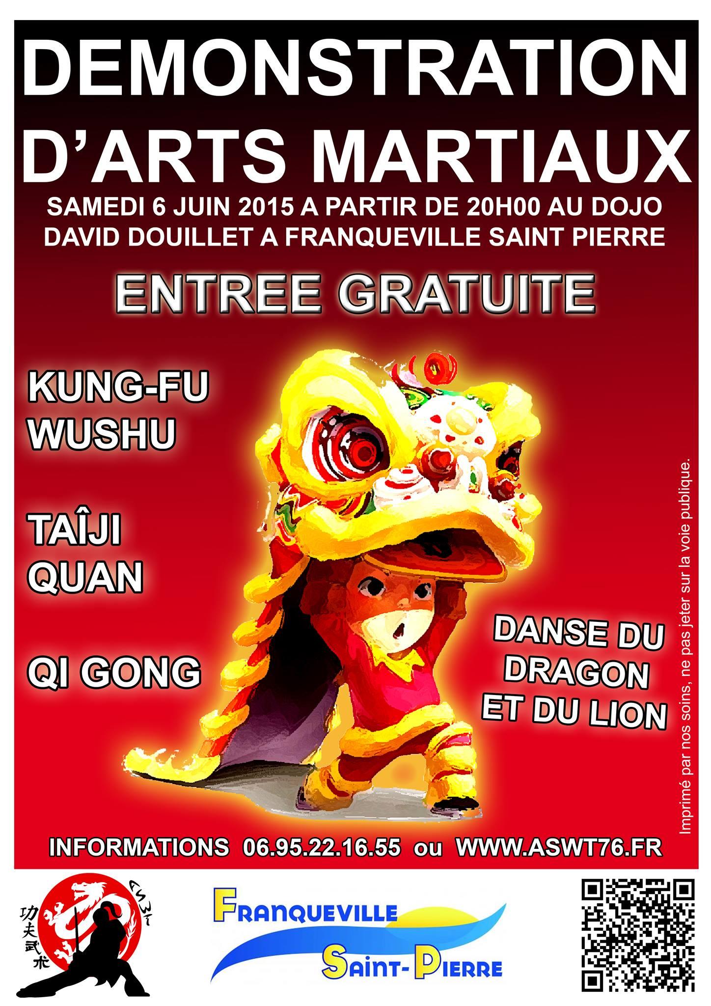 kung fu wushu taiji taichi qi gong rouen  normandie franqueville Forge