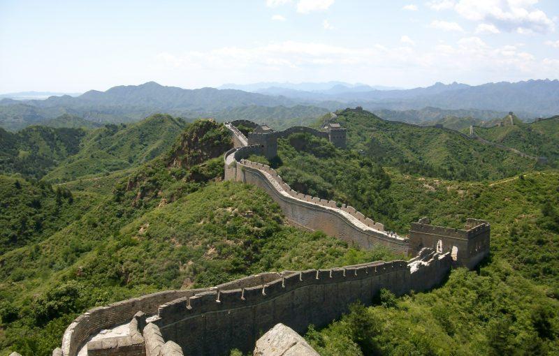 Voyage en chine: départ en  2017